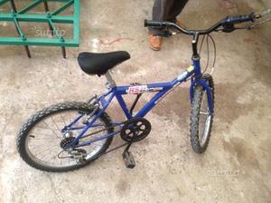 Montain bike bimbo 20 pollici