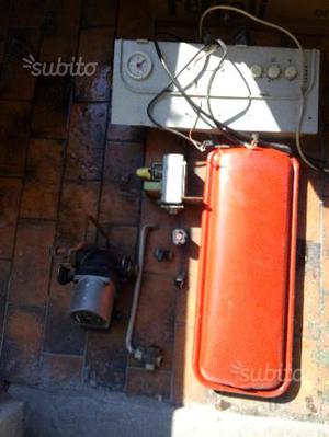 Ricambi caldaia Ferroli Domina C24 E