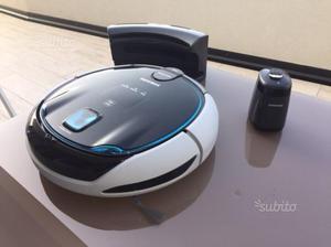 Aspirapolvere a sensori con telecomando posot class for Robot aspirapolvere e lavapavimenti samsung