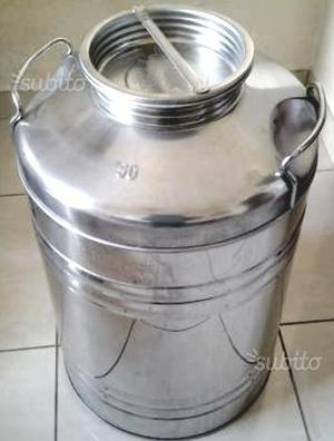 Bidone (fusto) per olio marca Sansone 50L