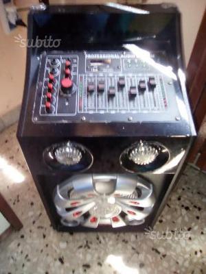 Casse karaoke 220 w