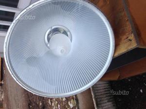 Lampade per capannone