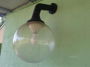 Lampione da esterno disana
