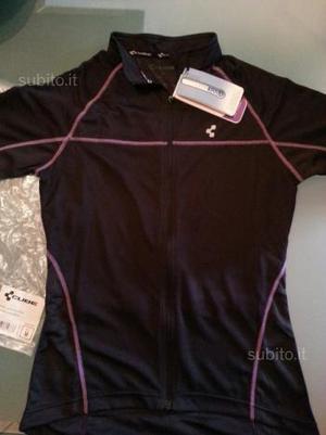 Maglietta ciclismo mtb CUBE femminile taglia M
