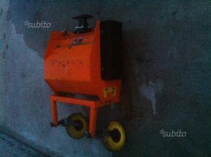 Trincia motocoltivatore posot class for Motocoltivatore con trincia usato