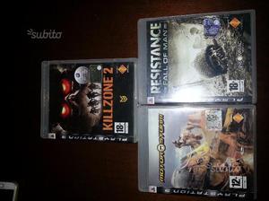 4 giochi psp 3 giochi ps3