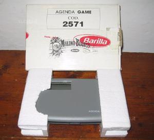 Agenda Game (raccolta punti mulino bianco anni 90)
