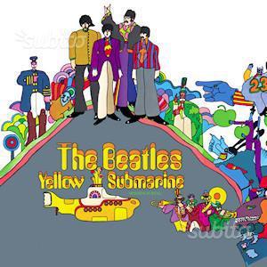 Beatles yellow submarine vinile nuovo
