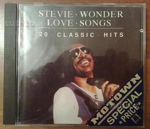 CD Stevie Wonder,20 Classic Hits  Motown WD723