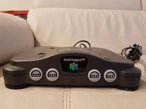 Console nintendo 64 joystick