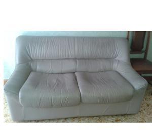 Coppia divani pelle