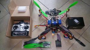 Drone Quadricottero F330 NUOVO Pronto al Volo