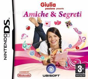 Giulia Passione Nintendo DS