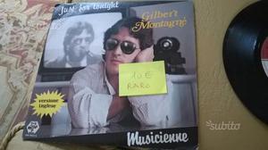 Just for Tonight - Gilbert Montagnè (vinile)