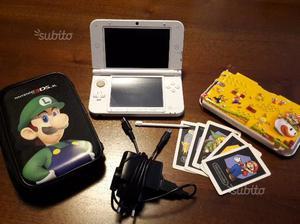 Nintendo 3ds xl bianca