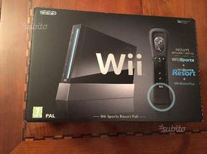 Nintendo Wii + in regalo Wii Sport Resort