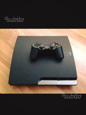 Playstation 3 Slim 320gb compresa di tutto