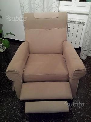 Poltrona reclinabile muren posot class - Poltrona reclinabile ikea ...