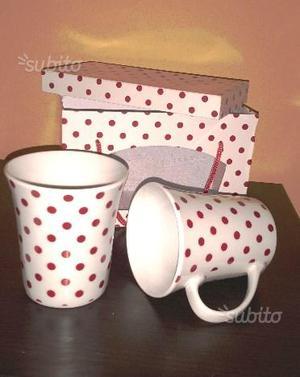Tazze da the - tazze mug nuove