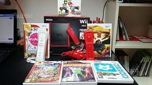 Wii mini con 6 giochi 50 euro