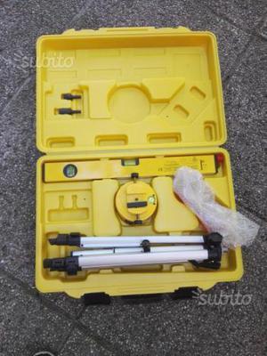 Livella laser con batterie