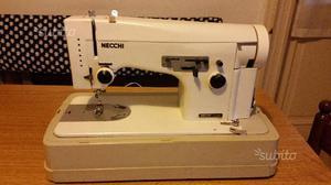 Macchina per cucire necchi 503 nuova posot class for Vendo macchina da cucire