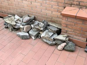 Arredo giardino pietre ornamentali roma posot class - Pietre da giardino ornamentali ...