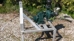 Pompa carrellata caprari posot class for Pompa per irrigazione