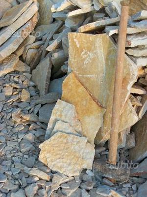 Scorza in pietra di trani, opera incerta