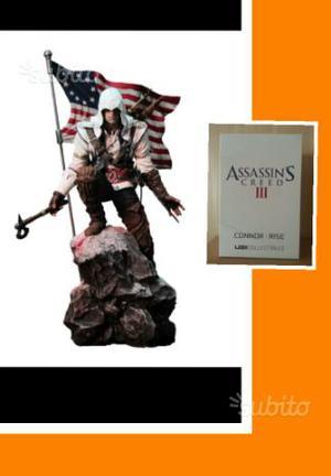 Assassin's creed 3 connor statua figurine action