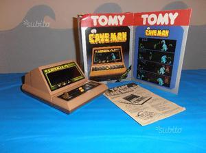"""Caveman"""""""" tomy videogioco anni 80"""
