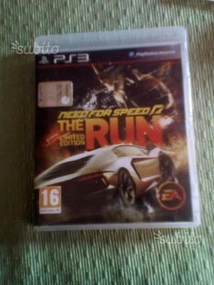 Gioco per ps3 a 30 need for speed the run