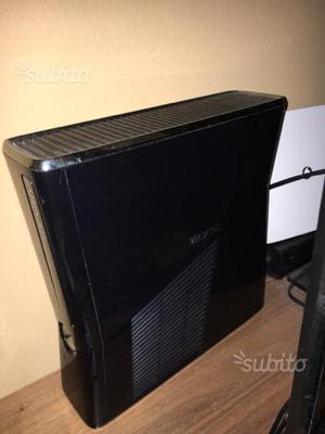 Microsoft Xbox 360 Slim 250 gb