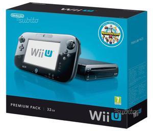Nintendo wiiu + giochi e accessori