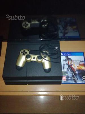 PlayStation 4 1 tb in garanzia