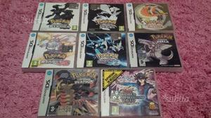 Pokemon per nintendo ds 3ds