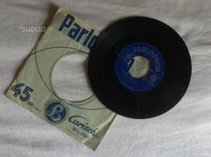 45 giri Beatles edizione italiana