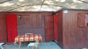 Roulotte con bungalow  Posot Class