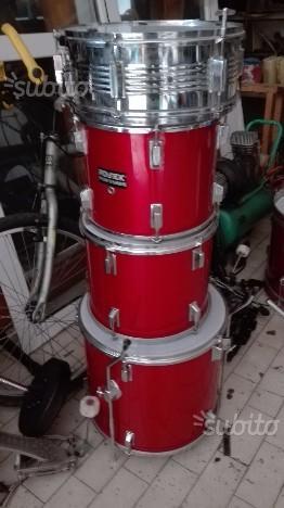 Batteria acustica roytek