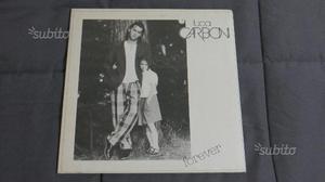 Disco 33 giri luca carboni - forever ()