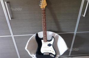 Fender American Standard Stratocaster RW Black