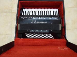 Fisarmonica usata E.Soprani