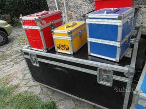Flightcase e contenitori multiuso pvc Martini