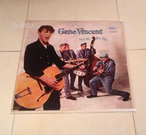 Gene Vincent LP originale  Capitol italiana