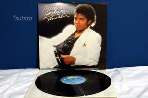 Michael Jackson THRILLER LP Vinile  UK RaRo