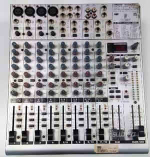 Mixer behringer eurorack ubfx-pro