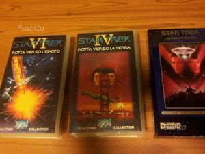 STAR TREK COLLECTION film VHS