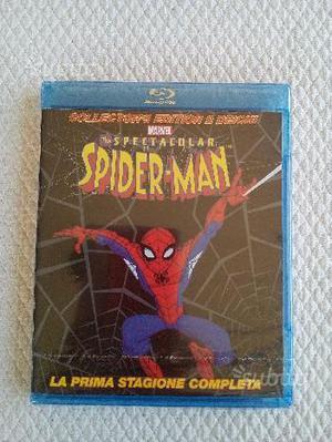 Spider man la serie animata prima stagione Bluray