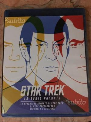 Star Trek TAS bluray