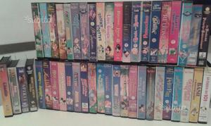 Vendita singola di VHS film Walt Disney